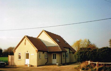 Rippingale Primitive Methodist chapel