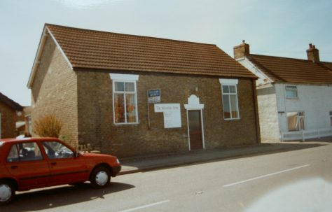 Bardney Primitive Methodist chapel