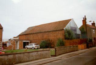 1835 Horncastle Primitive Methodist chapel | Keith Guyler 1993
