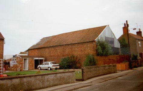 Horncastle Primitive Methodist chapel