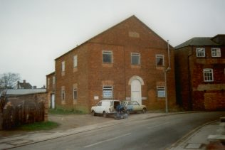 1853 Horncastle Primitive Methodist chapel | Keith Guyler 1993