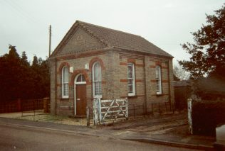 1871 Kirkby on Bain Primitive Methodist chapel | Keith Guyler 1994