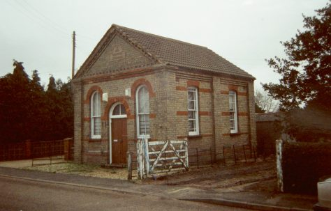 Kirkby on Bain Primitive Methodist chapel