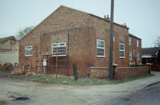 1857 Thimbleby Primitive Methodist chapel   Keith Guyler 1995