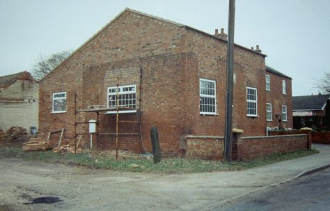Thimbleby Primitive Methodist chapel
