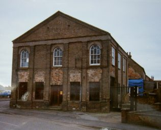 Alford Primitive Methodist chapel | Keith Guyler 1993