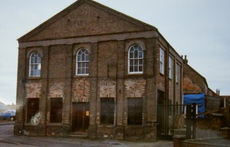Alford Primitive Methodist chapel