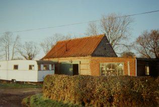 1874 Beesby Primitive Methodist chapel | Keith Guyler 1994