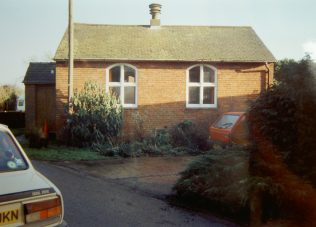 1853 Cumberworth Primitive Methodist chapel | Keith Guyler 1994