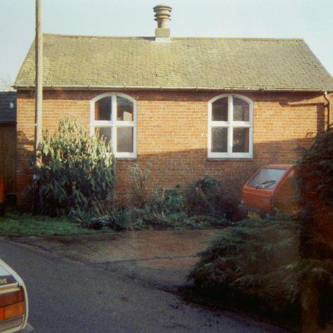 1853 Cumberworth Primitive Methodist chapel | Keith Guyler 1994