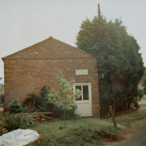1839 Cumberworth Primitive Methodist chapel | Keith Guyler 1995