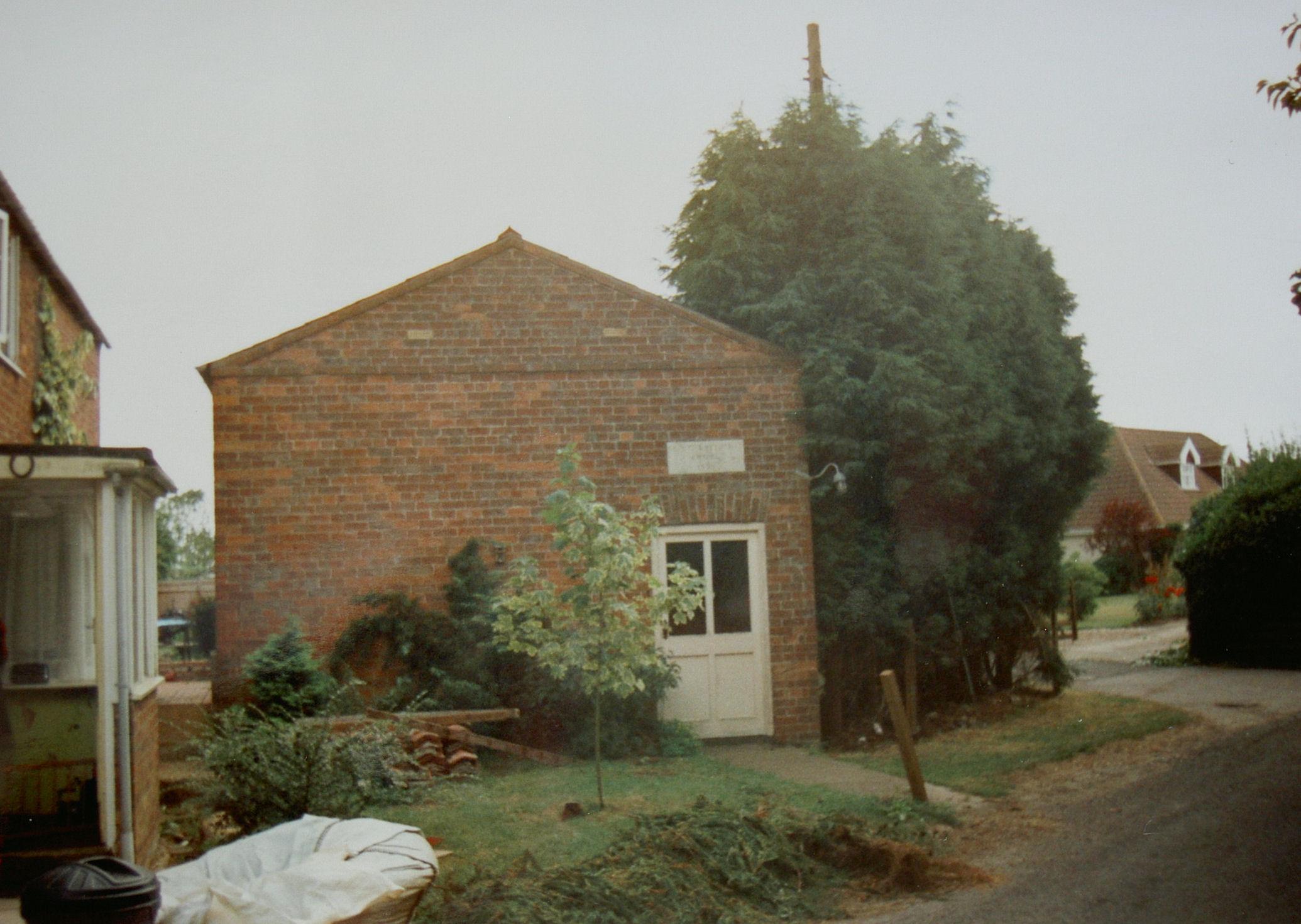 1839 Cumberworth Primitive Methodist chapel  72a72d3478d