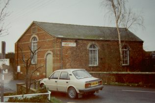 1836 Hogsthorpe Bethel Primitive Methodist chapel | Keith Guyler 1995