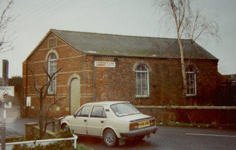 Hogsthorpe Bethel Primitive Methodist chapel
