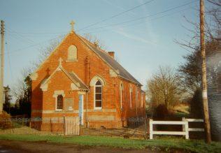1909 Mumby Centenary Primitive Methodist chapel | Keith Guyler 1994