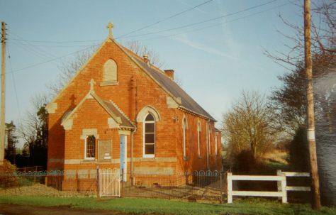 Mumby Centenary Primitive Methodist chapel