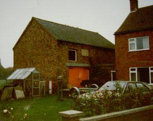 1842 Old Bolingbroke Primitive Methodist chapel | Keith Guyler 1993