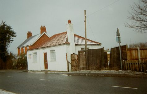 Trusthorpe Primitive Methodist chapel