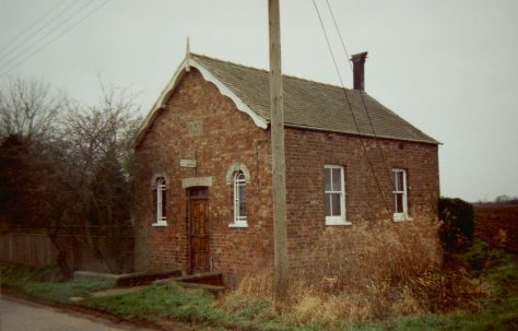 Toynton Fen Side Primitive Methodist chapel