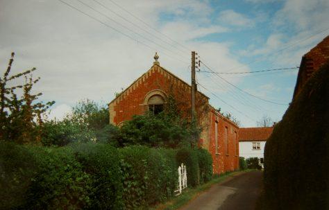 Mareham Le Fen Bethel Primitive Methodist chapel