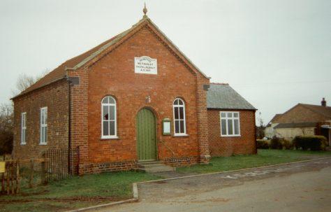 Old Fen Lane Primitive Methodist chapel