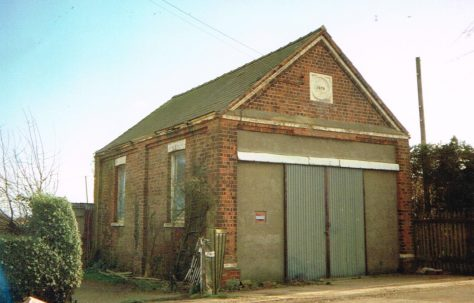 Eastville Primitive Methodist chapel