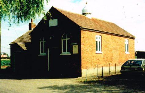 Fosdyke Primitive Methodist chapel