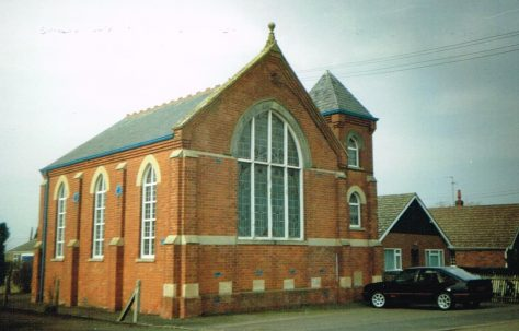 Gipsey Bridge Primitive Methodist chapel
