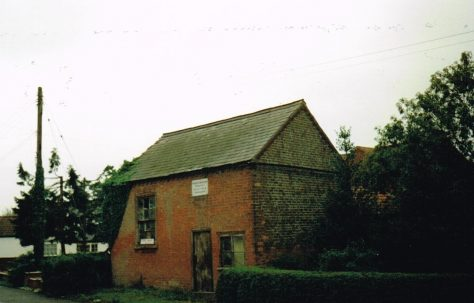 Kirton End Ebenezer Primitive Methodist chapel
