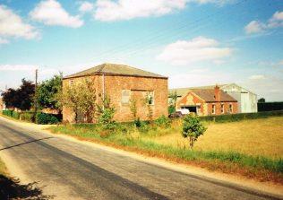 Leake Fold Hill Primitive Methodist chapels | Keith Guyler 1995