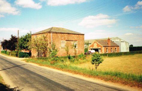 Leake Fold Hill Primitive Methodist chapel