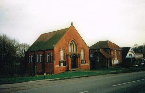 Seathorne/Skegness Bank Primitive Methodist chapel
