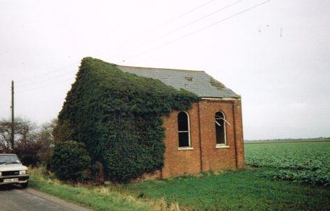 Wrangle Bank Primitive Methodist chapel