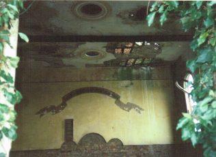 interior of 1875 Wrangle Bank Primitive Methodist chapel | Keith Guyler 1994
