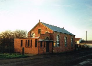 1836 Chapel St Leonards Primitive Methodist chapel | Keith Guyler 1994