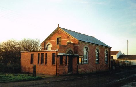 Chapel St Leonards Primitive Methodist chapel