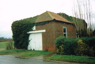 1837 Irby in the Marsh Primitive Methodist chapel | Keith Guyler 1995