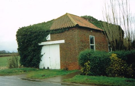 Irby in the Marsh Primitive Methodist chapel