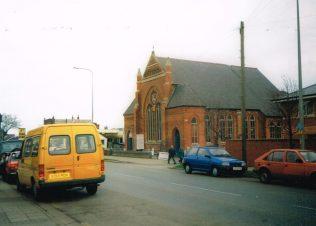 1899 Roman Bank Primitive Methodist chapel | Keith Guyler 1993