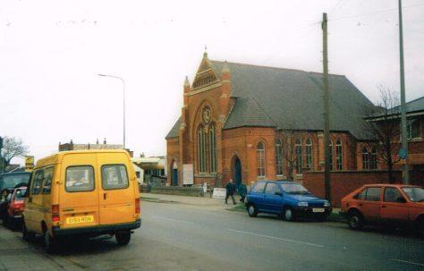 Skegness Roman Bank Primitive Methodist chapel