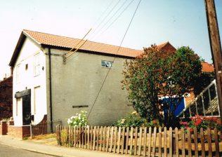 1869 Wainfleet All Saints Primitive Methodist chapel | Keith Guyler 1995