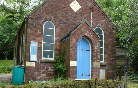 Ramsor Jubilee Primitive Methodist Chapel