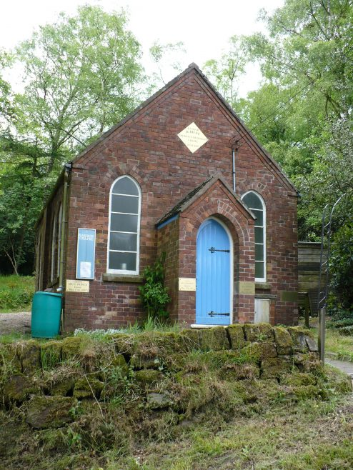 Ramsor Jubilee Primitive Methodist Chapel