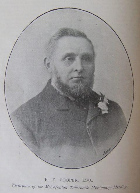 Ebenezer Elias Cooper