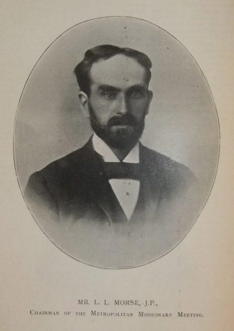 Levi Lapper Morse J.P.