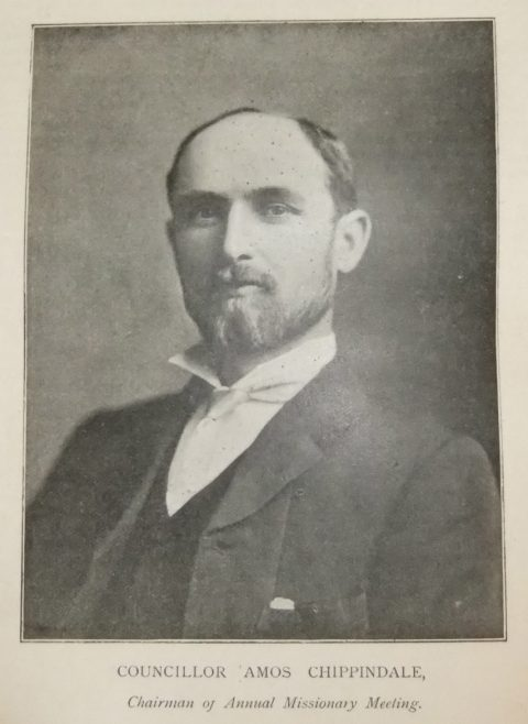 Amos Chippindale