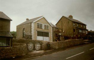 1899 Ladmanlow Primitive Methodist Chapel as it was in 1999   Keith Guyler 1999