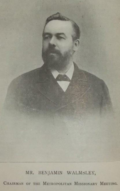 Benjamin Walmsley