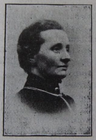 Mrs Alice Cheshire | Primitive Methodist Magazine 1911