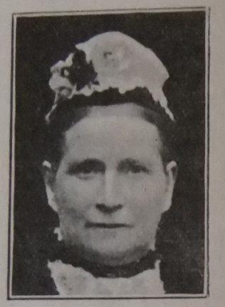 Priscilla Barnsley, nee Watts | Primitive Methodist Magazine 1907
